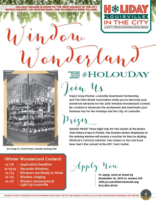 Window Wonderland